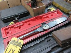 PROTO 6121A 1/2'' TORQUE WRENCH