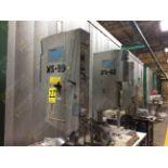 2 BRANSON SERIE 900 ULTRASONIC WELDING MACHINES