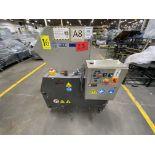 10HP AEC GP1018 PLASTIC GRANULATOR, SERIE 46H1226, MFG. YEAR 2016 (A-8)
