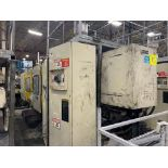 300 TON CINCINNATI MILACRON VH300-36 PLASTIC INJECTION MOLDING MACHINE