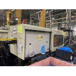 220 TON CINCINNATI MILACRON VT-220-20 PLASTIC INJECTION MOLDING MACHINE, MFG YEAR 1994