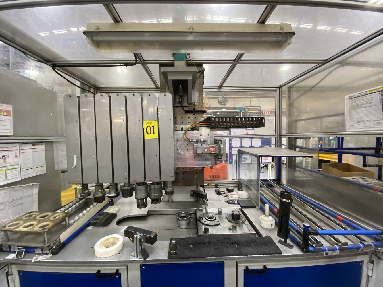 Powertrain Assembly Line - Industrial Automation Equipment