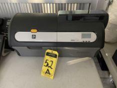 Impresora de credenciales marca Zebra, modelo: ZXP Series 7
