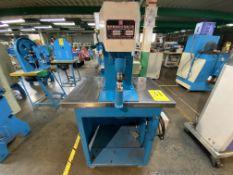 Prensa de aplanar marca Sherng Shing Machinery, Modelo: CH321, Activo: G9. Favor de inspeccionar