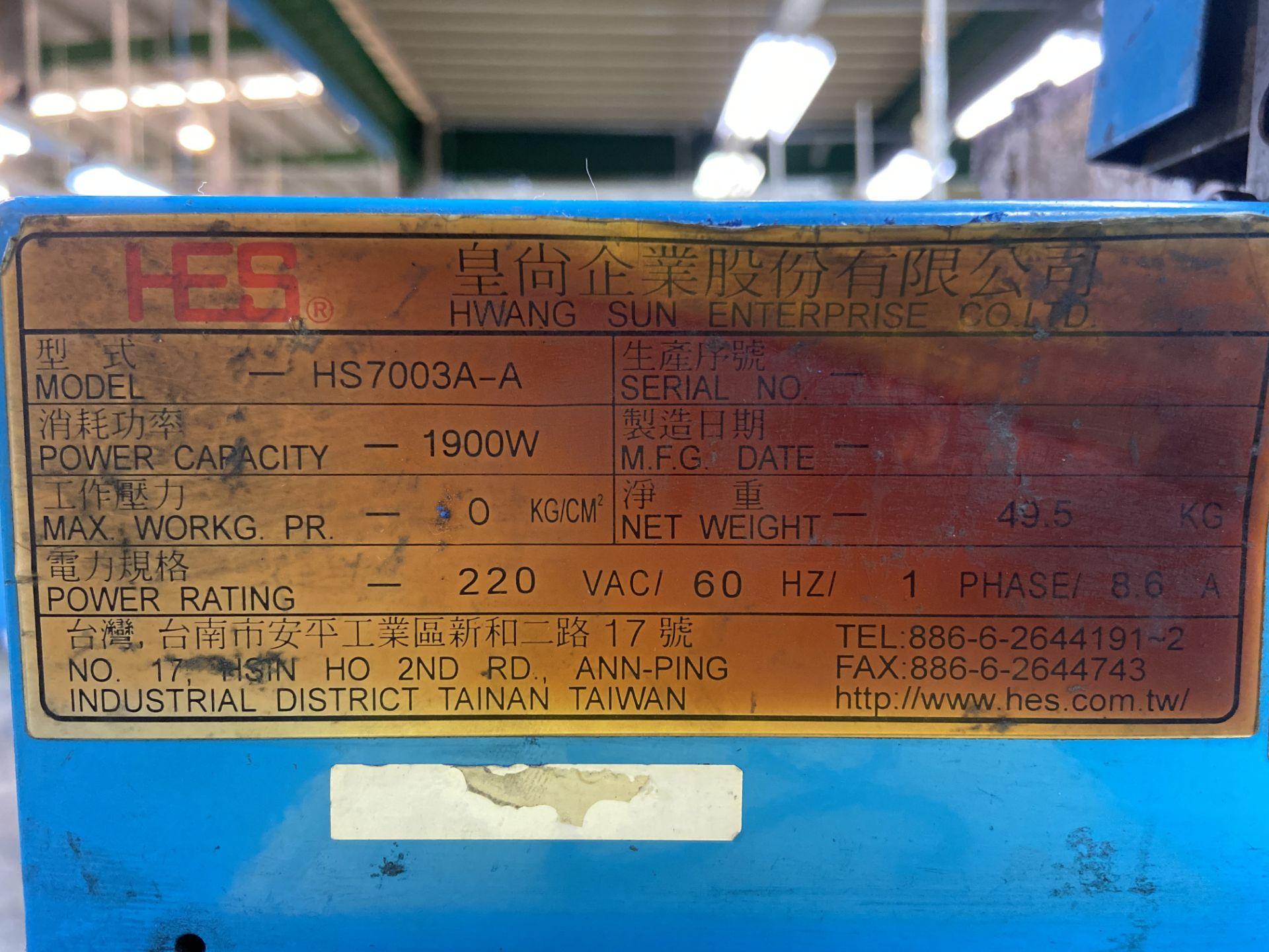 Lot 28 - (2) Mini glue de rodillo marca Hwang Sun Enterprise, Modelo: HS7003A-A