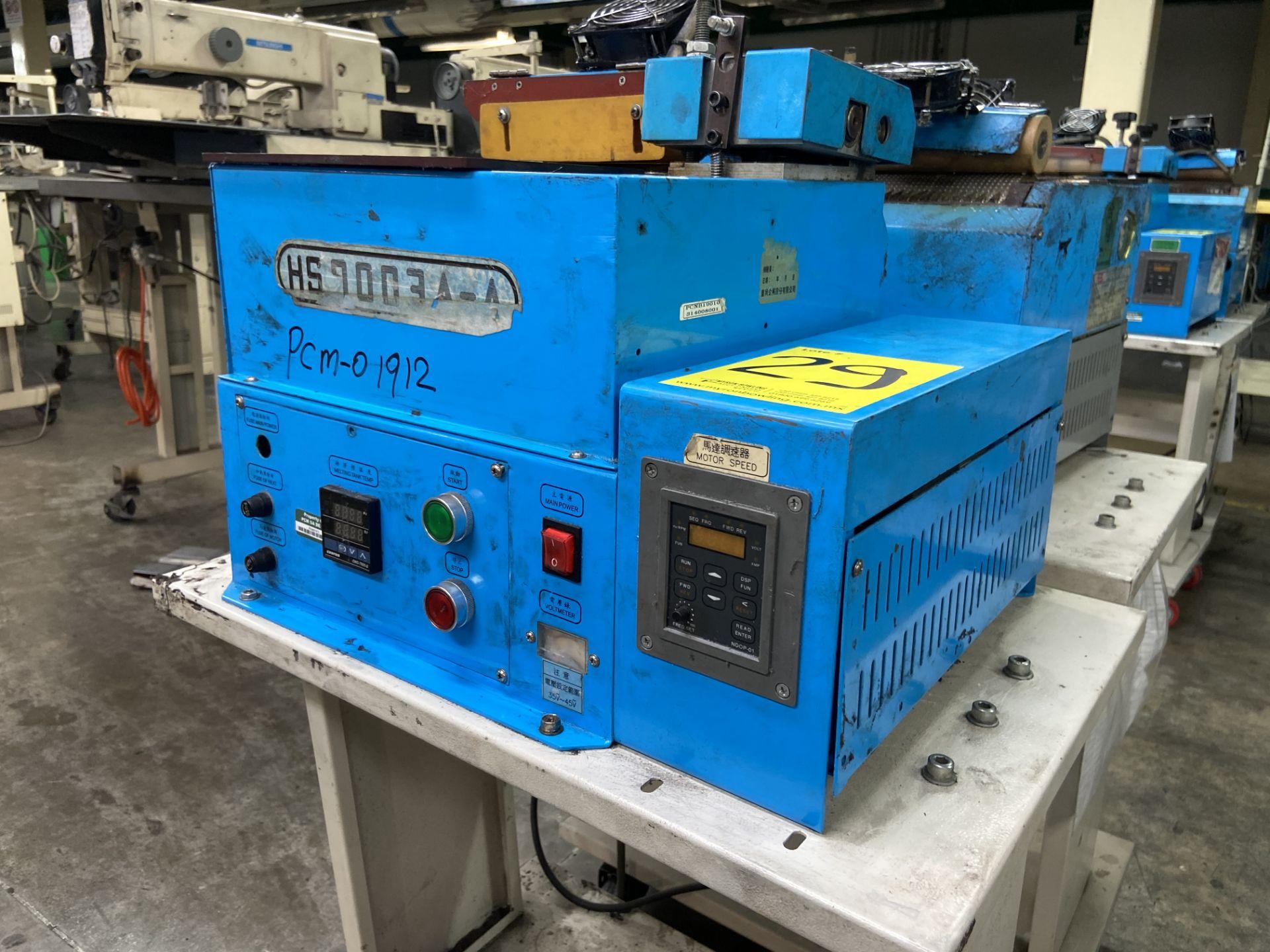 Lot 29 - (2) Mini glue de rodillo marca Hwang Sun Enterprise, Modelo: HS7003A-A