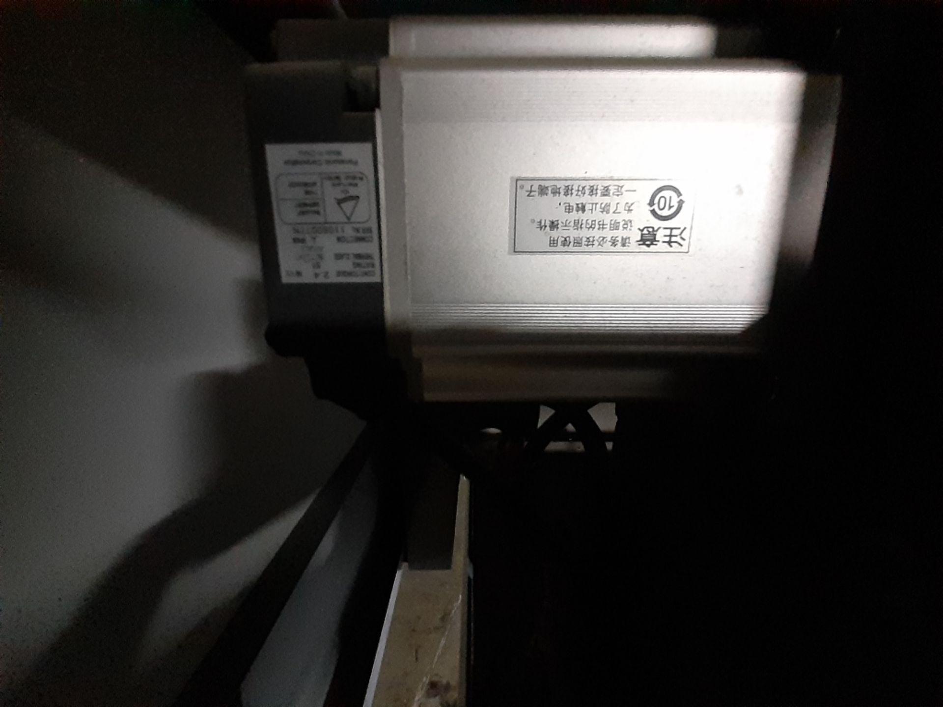 Lot 195 - Máquina de coser industrial computarizada de alto rendimiento marca Orisol, Modelo: OS-305