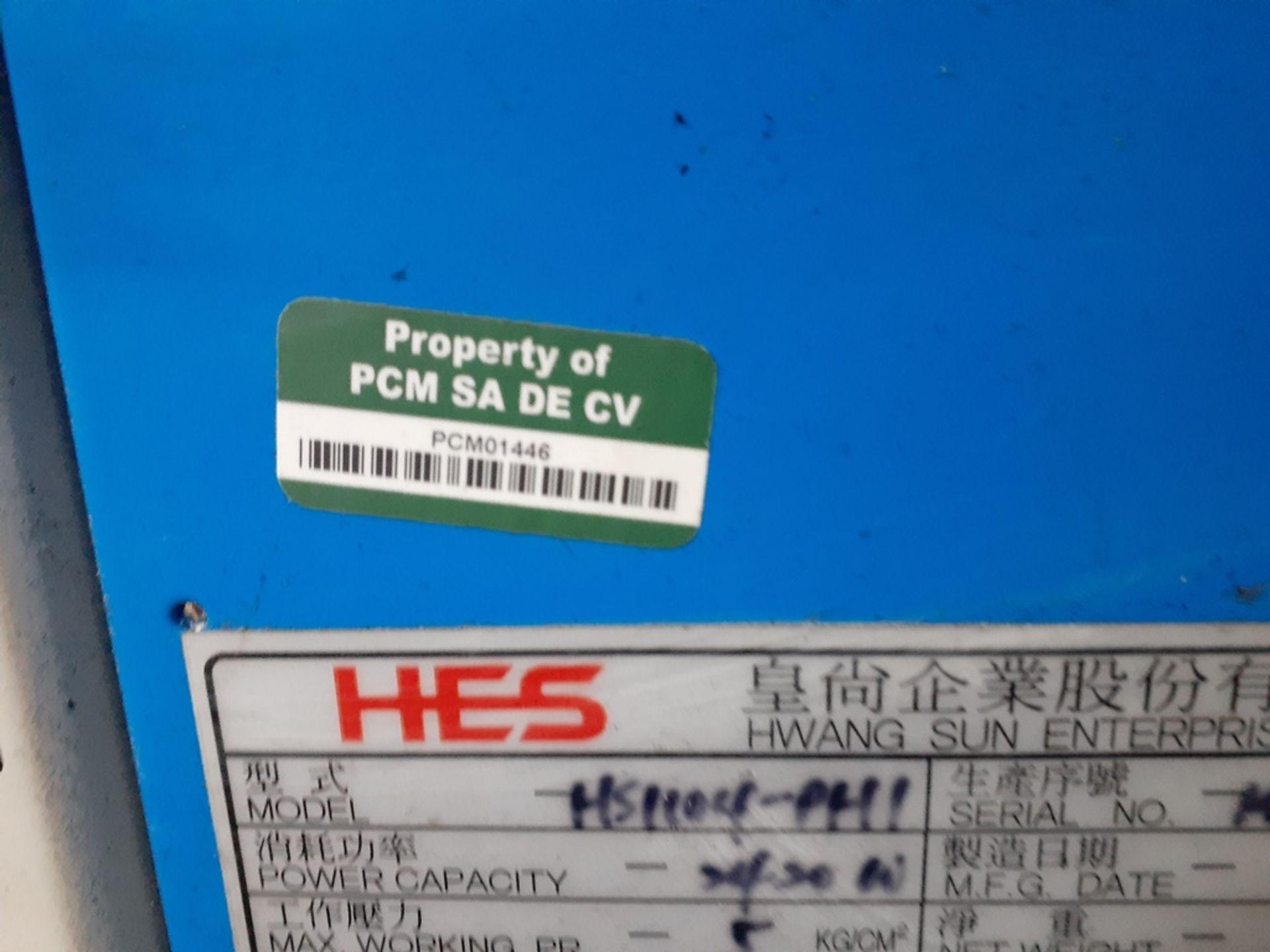 Lot 153 - (2) Aplicadores de pegamento caliente marca Hwang Sun Enterprise, Modelo: HS1104-PHI