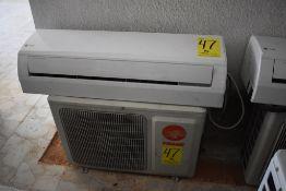 Mini split marca Trane, Modelo Evaporador: 4MCW0518H1000AA, Modelo Condensador: 4TTK0518H1L00AA