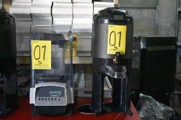 Licuadora para hielo frape marca Vitamix, Modelo: VM0115A, Serie: 03413180621345290