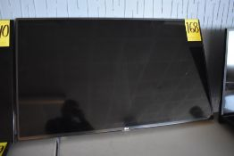 Pantalla Full HD de 50 pulgadas marca LG, Modelo: 50LH5730-UA, Serie: 611RMPG6B456