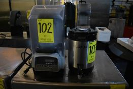 Licuadora para hielo frape marca Vitamix, Modelo: VM0115A, Serie: 034013180529272110