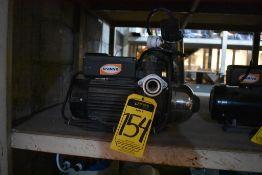 Bomba presurizadora marca Evans, Modelo: BP7/10ME100, Potencia 1.0 HP, Alcance: 33 m