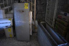 Sistema de aire acondicionado para oficinas sobre plafón vía ducto, solo por partes (4 piezas)