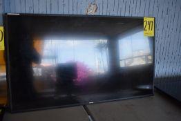 Pantalla Full HD de 50 pulgadas marca Samsung, Modelo: UN50MU6103F, Serie: 07743CAK301327K