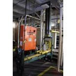 Signode Automatic Strapping Machine, M# MCD5LOBGU-3/C, S/N 1590   Rig Fee: Contact Rigger