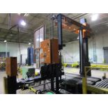 Cyclop ABS-2-60PE Automatic Strapping Machine s/n P1-953-60   Rig Fee: $3500