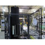Lantech Automatic Pallet Stretch Wrapper s/n H-0231   Rig Fee: $2500