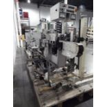 Accraply Model 35-PW Front and Rear Pressure Sensitive Labeler, S/N: RC005615   Load Fee: $100