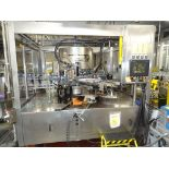 Krones Model Canmatic 18 Station Cut and Stack Wraparound Labeler, S/N: 73-H45   Load Fee: $250