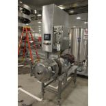Peerless Model CM35F Continuous Mixer, 25 HP, S/N: 205150   Rig Fee: $400