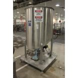 Fedco 150 Gallon Slurry Tank with WCB Positive Displacement Pump   Rig Fee: $200