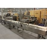 Unifiller Automatic Cake Frosting/Decorating Line, W/ (2) Dual Piston Hopper Fe   Rig Fee: $800