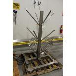 Hobart Mixer Utensil Rack w/Contents   Rig Fee: $10