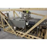 """Woody Confectionery Stringer, 24"""" Stainless Steel Conveyor   Rig Fee: $350"""