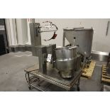 Dover Commercial Table Top Tilting Electric Steam-Jacket Kettle, 10 Quart, Scra   Rig Fee: $100