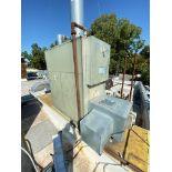 2014 Rite Steam Boiler, Model W105SG, Natural Gas, 1.05 mmBTU/hr max, S/N: 31648 | Rig Fee: $1250