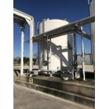 DCI 7,500 Gallon Silo/Sugar Tank, UV Light, Heater, SN: 88-D-36629 | Rig Fee: $2500