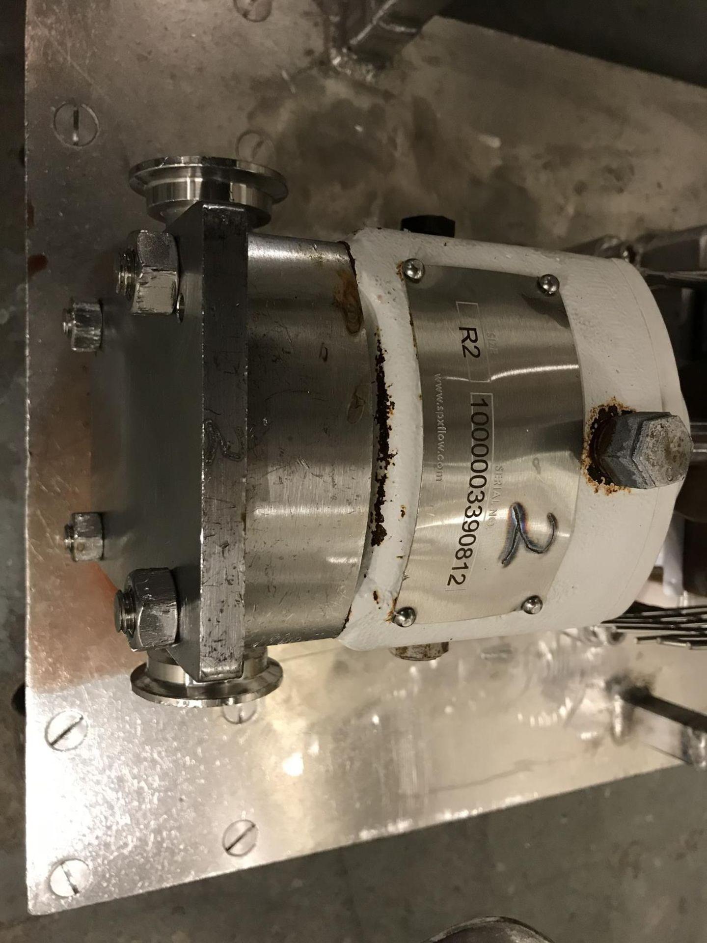 Lot 161 - Triblender SPX Positive Displacement Pump, Model R2, SN: 1000003390812 | Rig Fee: $75