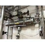 Stainless Steel Shell & Tube Heat Exchanger | Rig Fee: $200