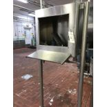 Stainless Steel Electrical Cabinet | Rig Fee: $75