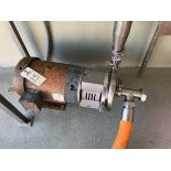 Ampco Stainless Steel Pump, 2in Inlet, 1.5in Outlet | Rig Fee: $50