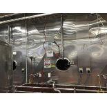 DCI 4,700 Rectangular Horizontal Tank, Ammonia Jacket, Stainless Steel Front, Ve | Rig Fee: $3000