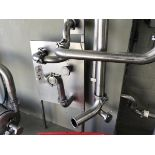Flowverter with Approx 120 ft Stainless Steel Piping | Rig Fee: $350