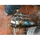 Tri-Clover Positive Displacement Pump, 2in Inlet, 2in Outlet, Model PR60-2M-OC4, | Rig Fee: $100