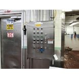Stainless Steel Electrical Panel with ABB VFD | Rig Fee: $150