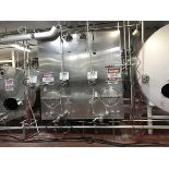 Dual 2,000 Gallon Compartment Stainless Steel Rectangular Tank (4,000 Gallons Tot | Rig Fee: $2000