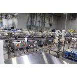 Sentry Stainless Steel Frame Bottle Case Conveyor