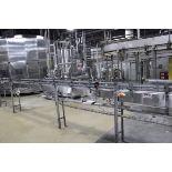 Sentry Stainless Steel Frame Bottle Conveyor