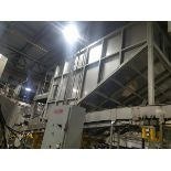 2007 ICS Rionde CPT1 Stainless Steel Bottle Silo, S/N: 362
