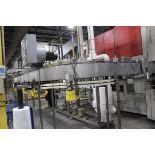 Lot of 2007 Descon Airveyor Air Conveyor, 480V/3ph/60Hz, S/N: 001-L3PET