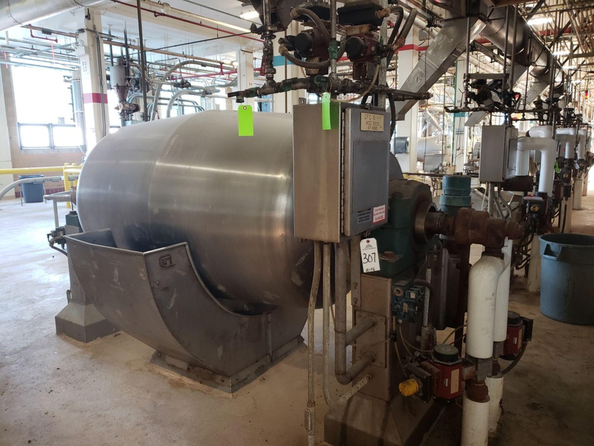 Lot 307 - Hamilton 565 Gallon Rotary Steam Pressure Cooker | Rig Fee: $1200