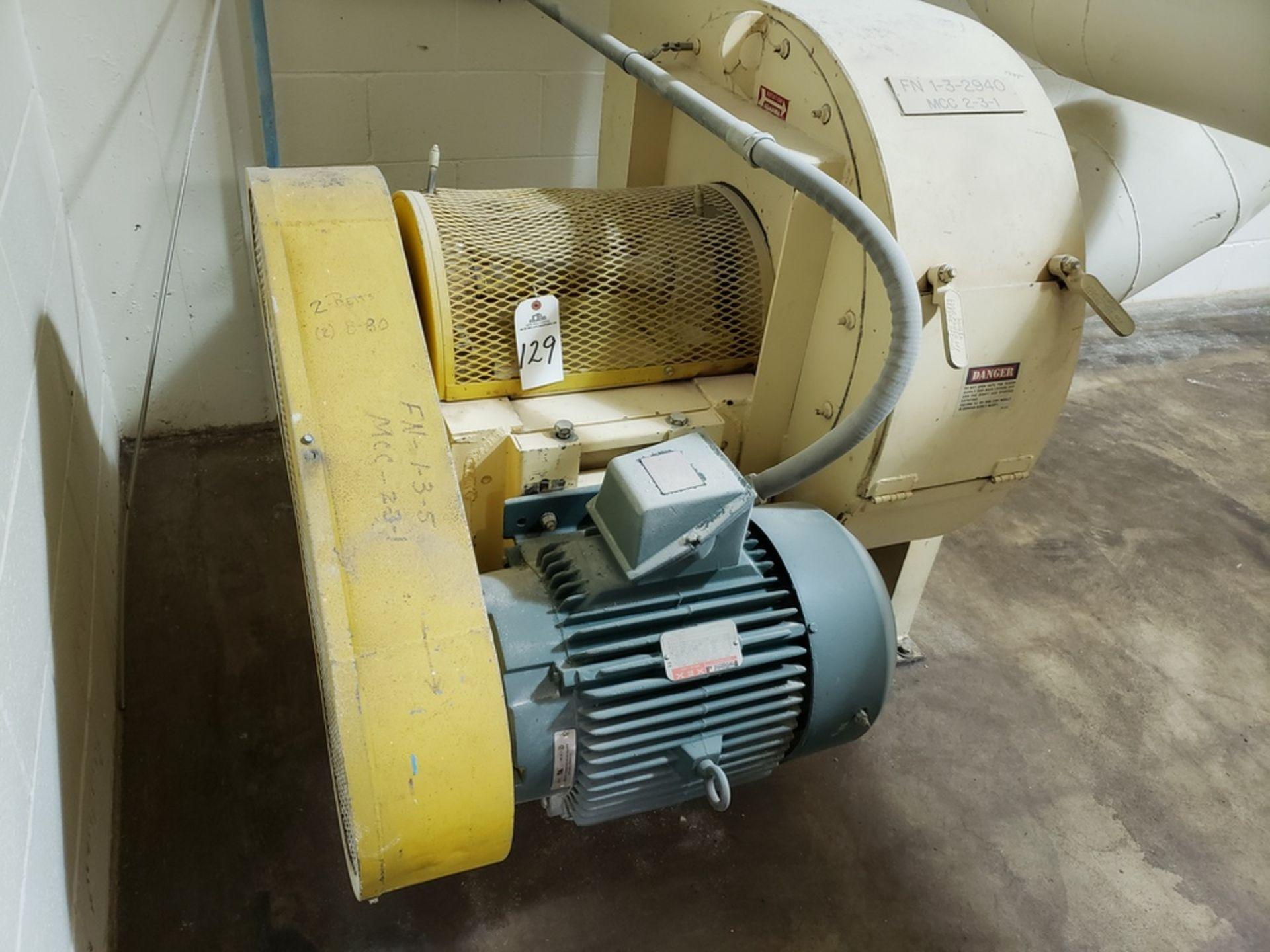 Lot 129 - 25 HP Blower | Rig Fee: $250
