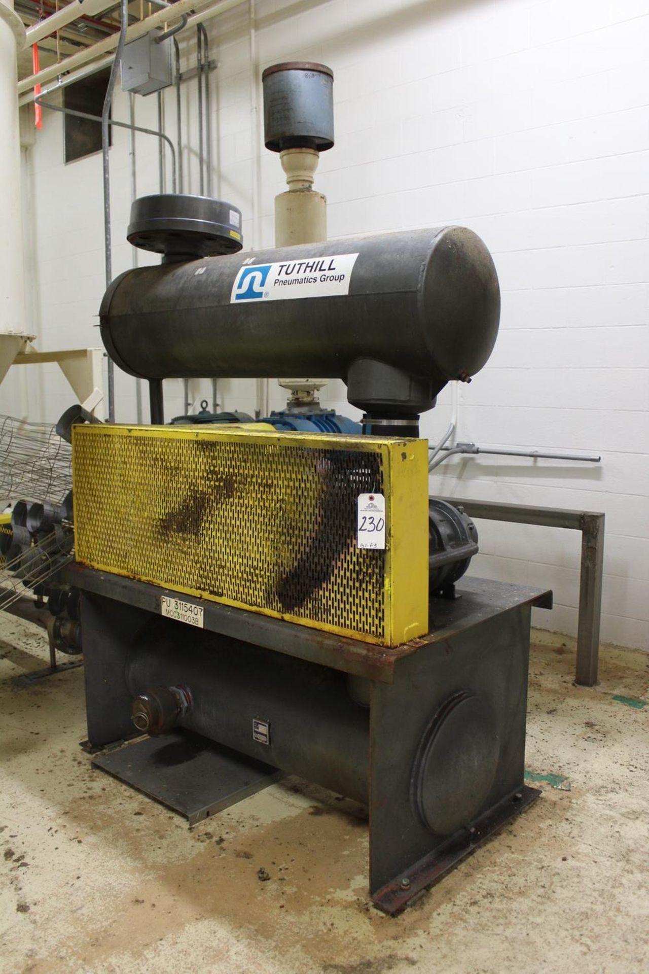 Lot 230 - 25 HP Blower | Rig Fee: $350