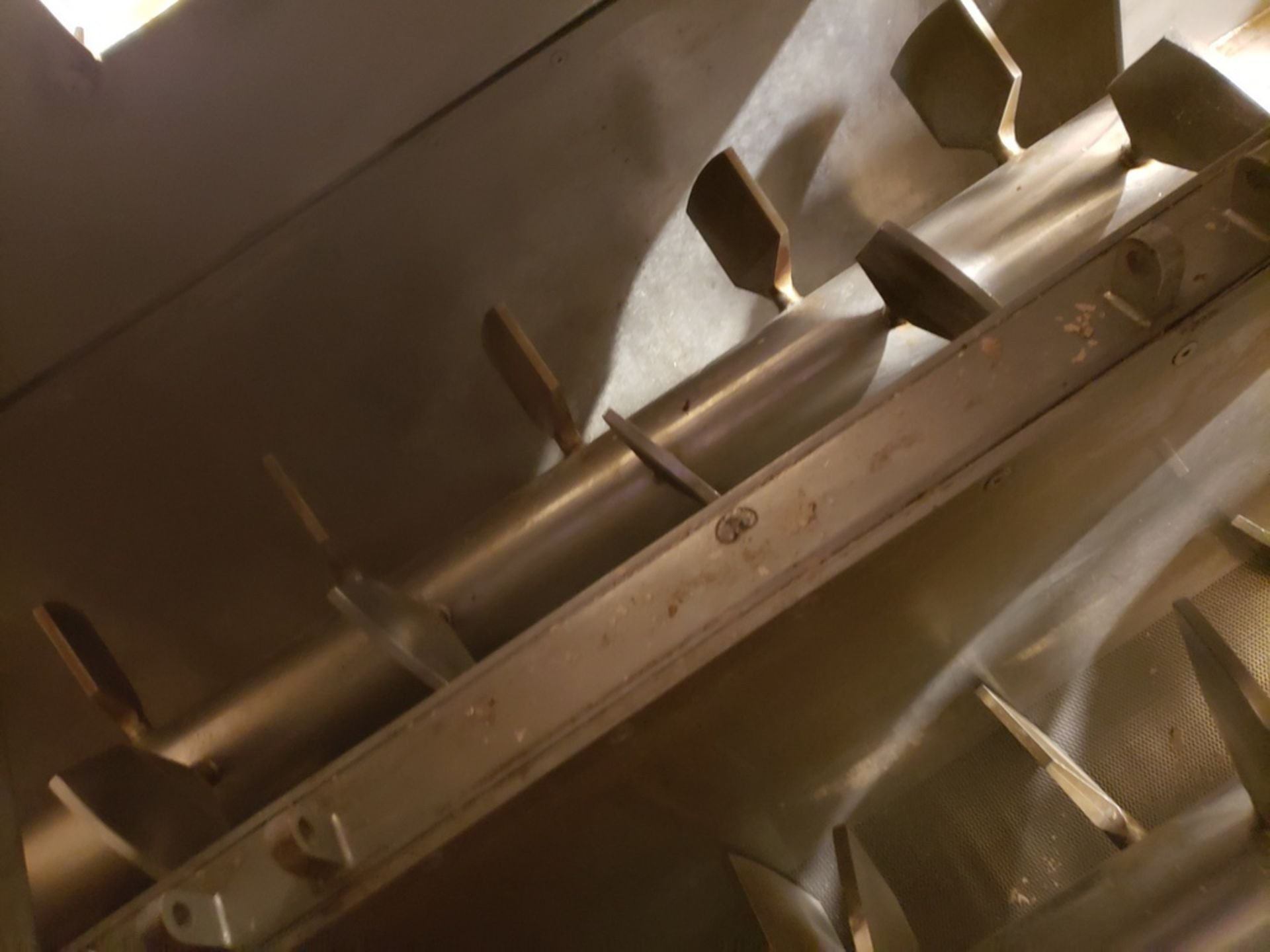 Lot 253 - Dual Screw Grain Drying Hopper   Rig Fee: Contact Rigger
