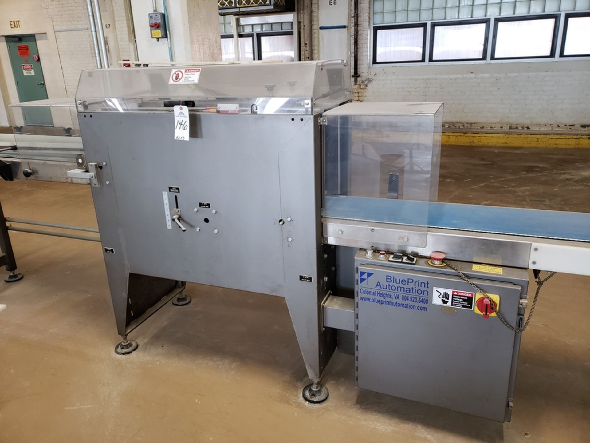 Lot 146 - Blue Point Automation Collator | Rig Fee: $400